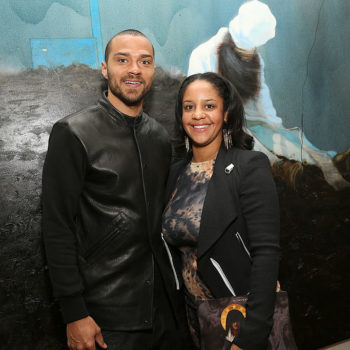 Jesse Williams is reportedly divorcing his wife, and Twitter cannot handle it