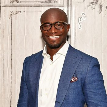 """Taye Diggs dressing up like Madonna while covering """"Vogue"""" may be the best thing we've ever seen"""