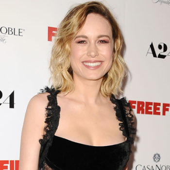 Hold the phone! Brie Larson has a group chat with Jennifer Lawrence, Emma Stone, Lena Dunham, and Amy Schumer