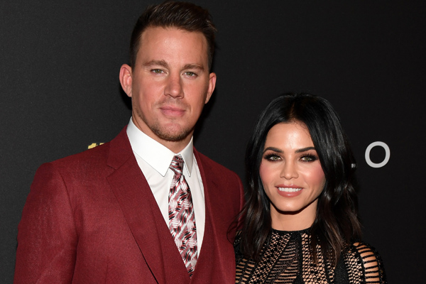 Jenna Dewan reveals the super direct (and super silly) way that she and Channing Tatum got together