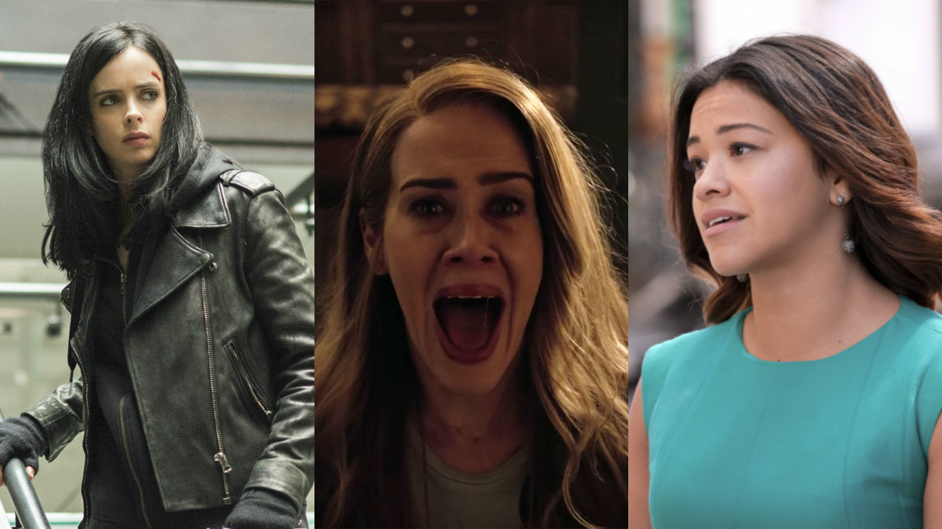 Don't freak out, but some of your favorite television shows are in GRAVE DANGER