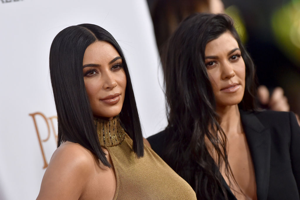 """Kim Kardashian is live-tweeting Kourtney's birthday, and it sounds like a ladies version of """"The Hangover"""""""