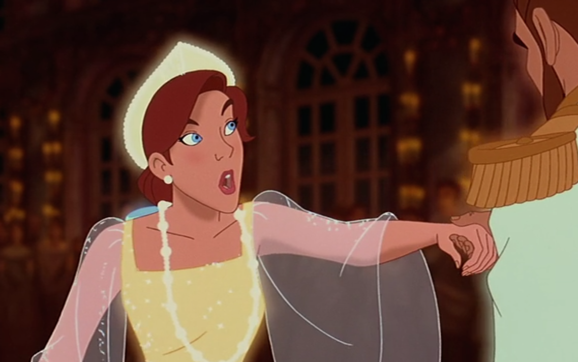 "You can watch ""Once Upon A December"" from the new Anastasia Musical *right now*"