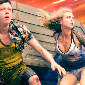 "Cara Delevingne describes her ""Valerian"" audition, and introverts beware!"