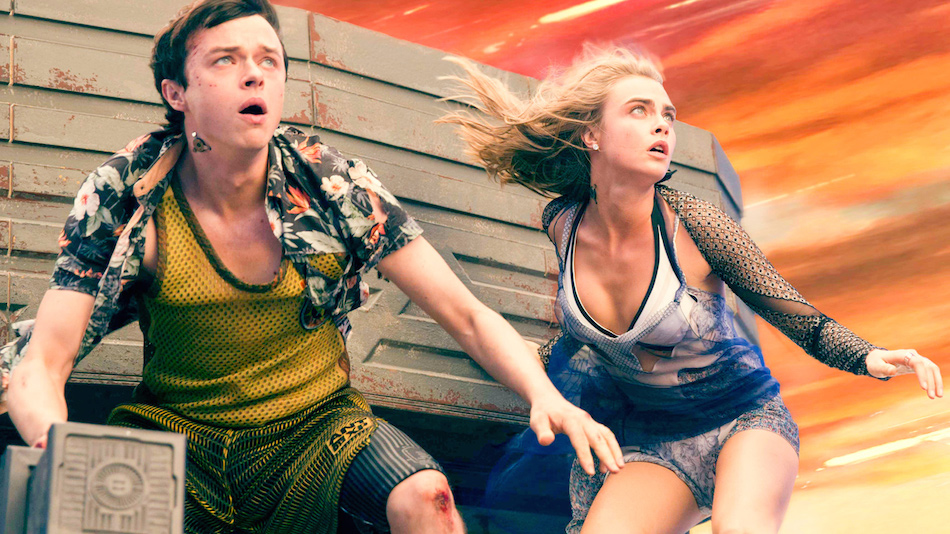 """Cara Delevingne describes her """"Valerian"""" audition, and introverts beware!"""