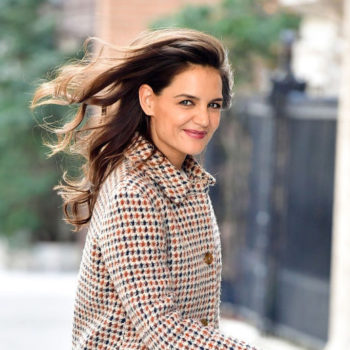 Katie Holmes' hair transformation is the best cut we've seen so far this spring