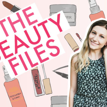 The beauty products that writer Christina Pellegrini, a recovering glitter addict, swears by