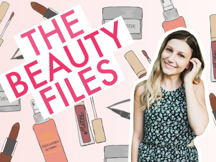 The beauty products that writer Christina Pellegrini, a