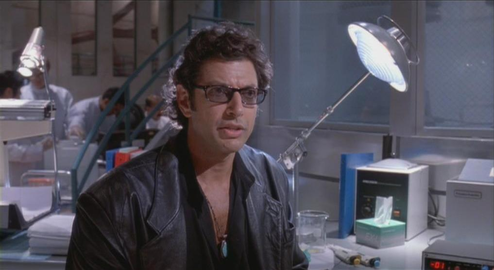 "Actually, Jeff Goldblum will inherit the Earth, because he just joined ""Jurassic World 2"""