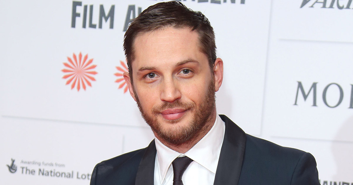 Tom Hardy stopped a robbery, proving he's an IRL action hero