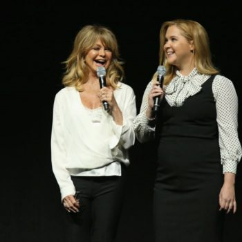 """Amy Schumer and Goldie Hawn have serious thoughts on """"People's"""" Most Beautiful pick"""