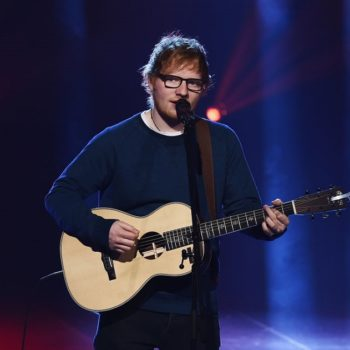 Ed Sheeran just made a dying little boy's wish come true