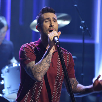 "Adam Levine gave the most bittersweet tribute to Christina Grimmie on last night's ""The Voice"""