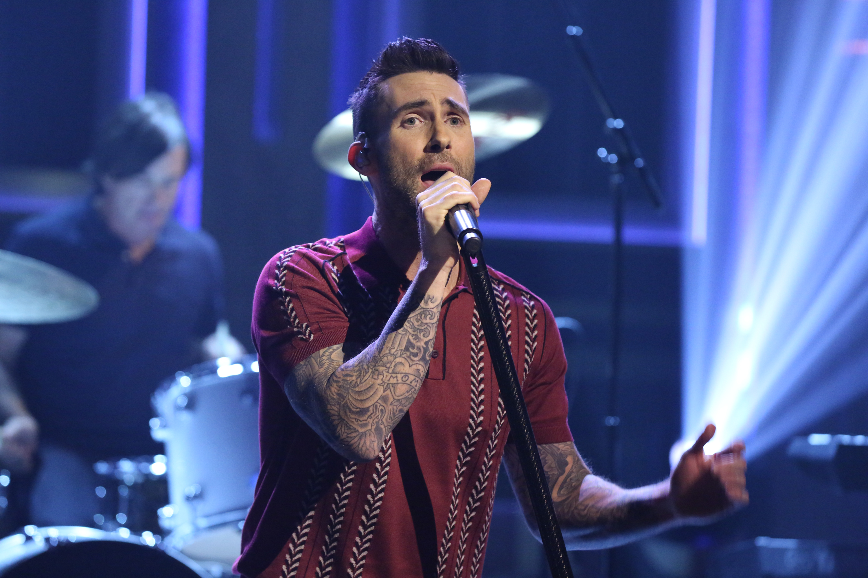 """Adam Levine gave the most bittersweet tribute to Christina Grimmie on last night's """"The Voice"""""""