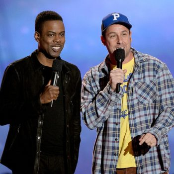 Adam Sandler and Chris Rock will be pairing up for a new Netflix comedy