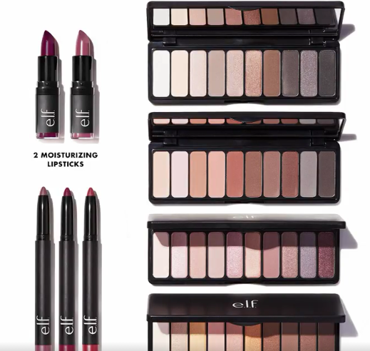 E.l.f. Cosmetics' limited-edition makeup vault is a total steal right now
