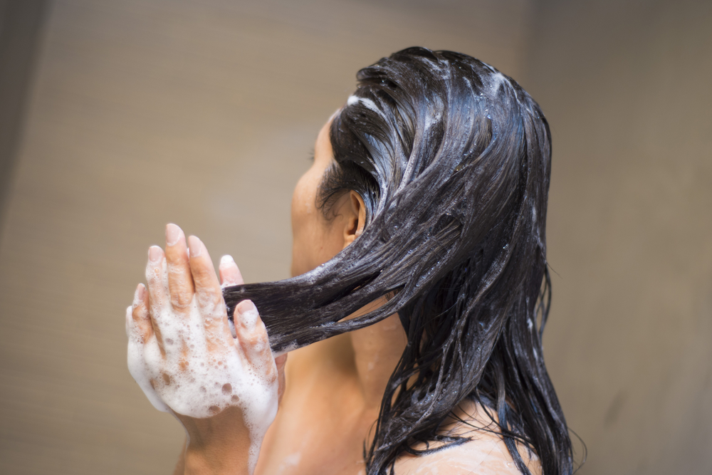 This is the right way to wash your hair (yes, there's a right way)
