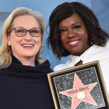 Viola Davis jokes that she's still a little starstruck in her friendship with Meryl Streep