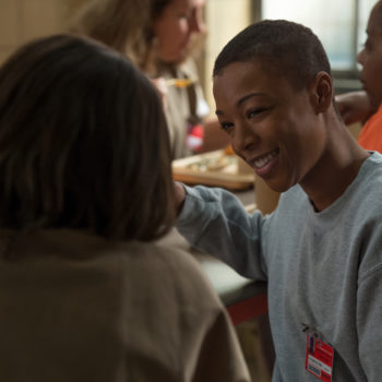 Poussey murals are popping up across the country, because Netflix wants to make you cry