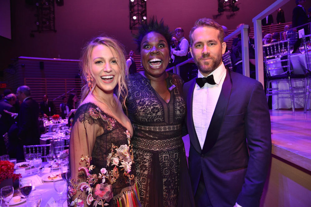 These candid BTS shots are our fave part of the Time 100 Gala