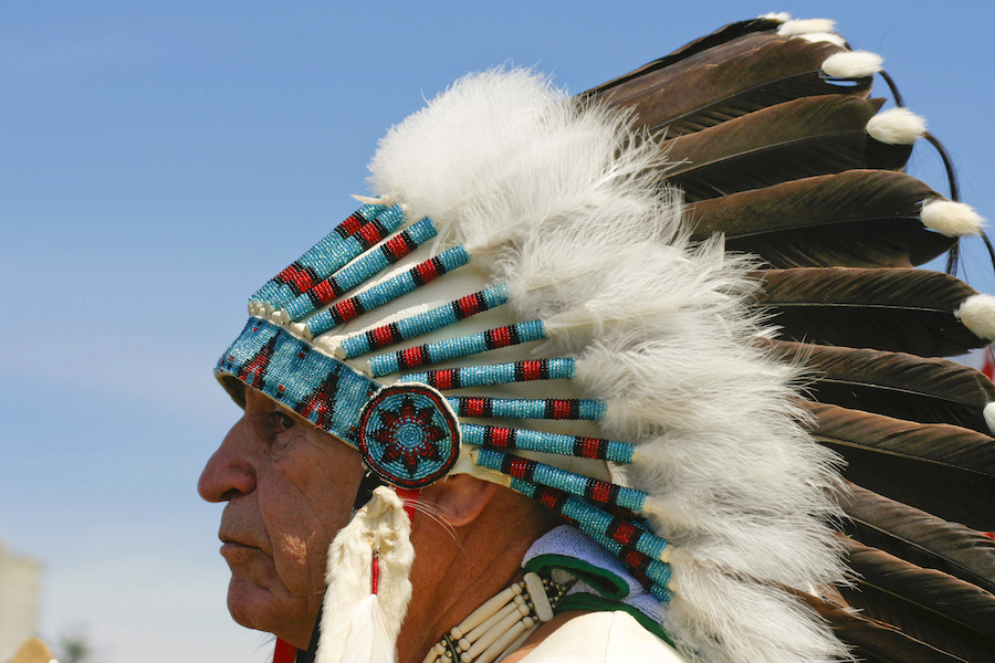 Just another reminder that Native American headdresses shouldn't be worn to Coachella