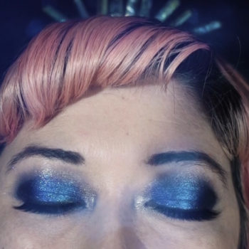 Galaxy glam eyeshadow kits