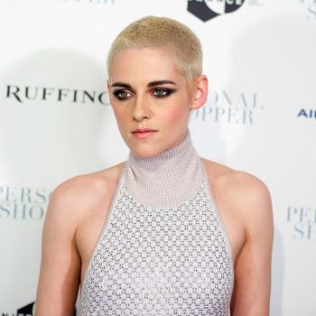 The celebrity evolution of the platinum blonde buzz cut, the biggest hair trend du jour
