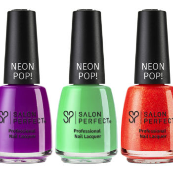 Salon Perfect's new polish collection will make your nails pop this summer