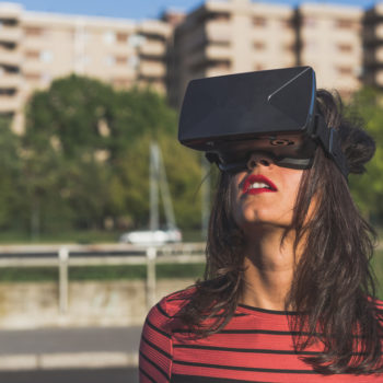 You might be able to book your next vacation in virtual reality, because this is the future