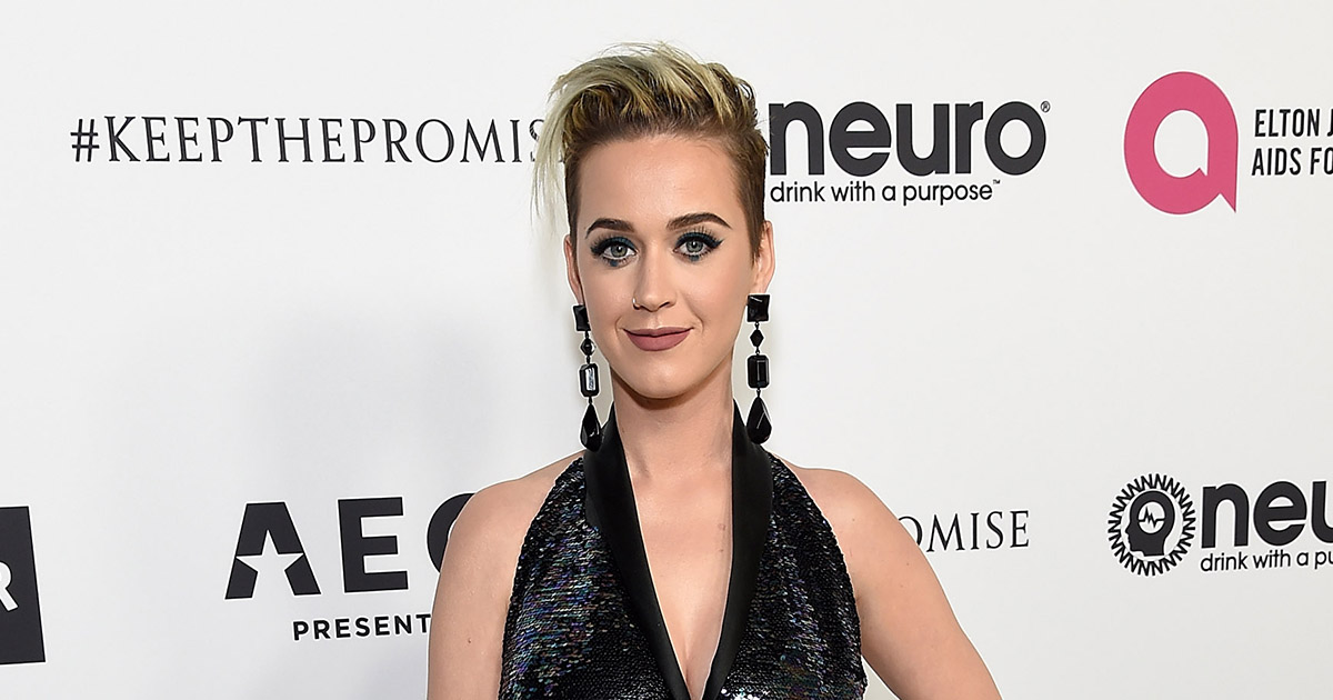 Katy Perry has officially announced her new single, and it's out TOMORROW