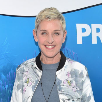 Ellen DeGeneres is celebrating 20 years since she came out on TV, and she's doing it in the best way