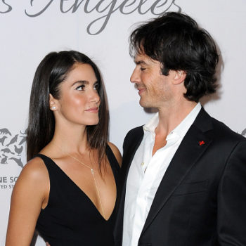 Ian Somerhalder and Nikki Reed had the most adorable wedding anniversary messages for each other