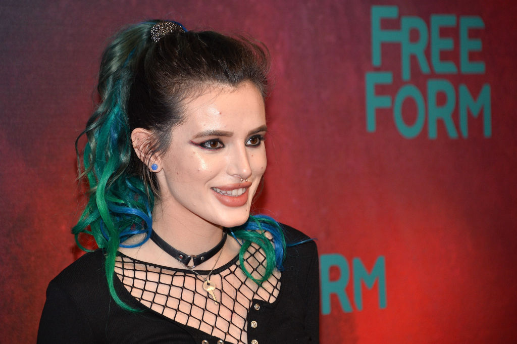 Bella Thorne Snapchatted her first ever bikini wax, and we feel her pain
