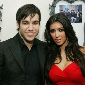 "Kim Kardashian just reminded us of the time she starred in Fall Out Boy's music video for ""Thnks fr th Mmrs"""