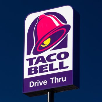 This Taco Bell will soon be taking reservations