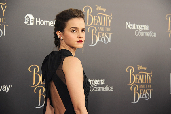 "Emma Watson's black jumpsuit at ""The Circle"" afterparty is like the evil twin to her angelic red carpet dress"