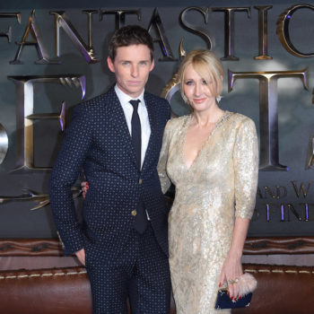"""J.K. Rowling just dropped a hint about the plot of """"Fantastic Beasts 2"""" on Twitter"""
