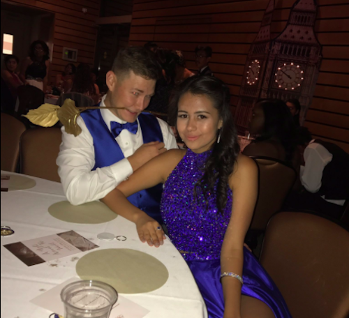 This student's boyfriend cried when he saw her dressed for prom, and now we're crying too