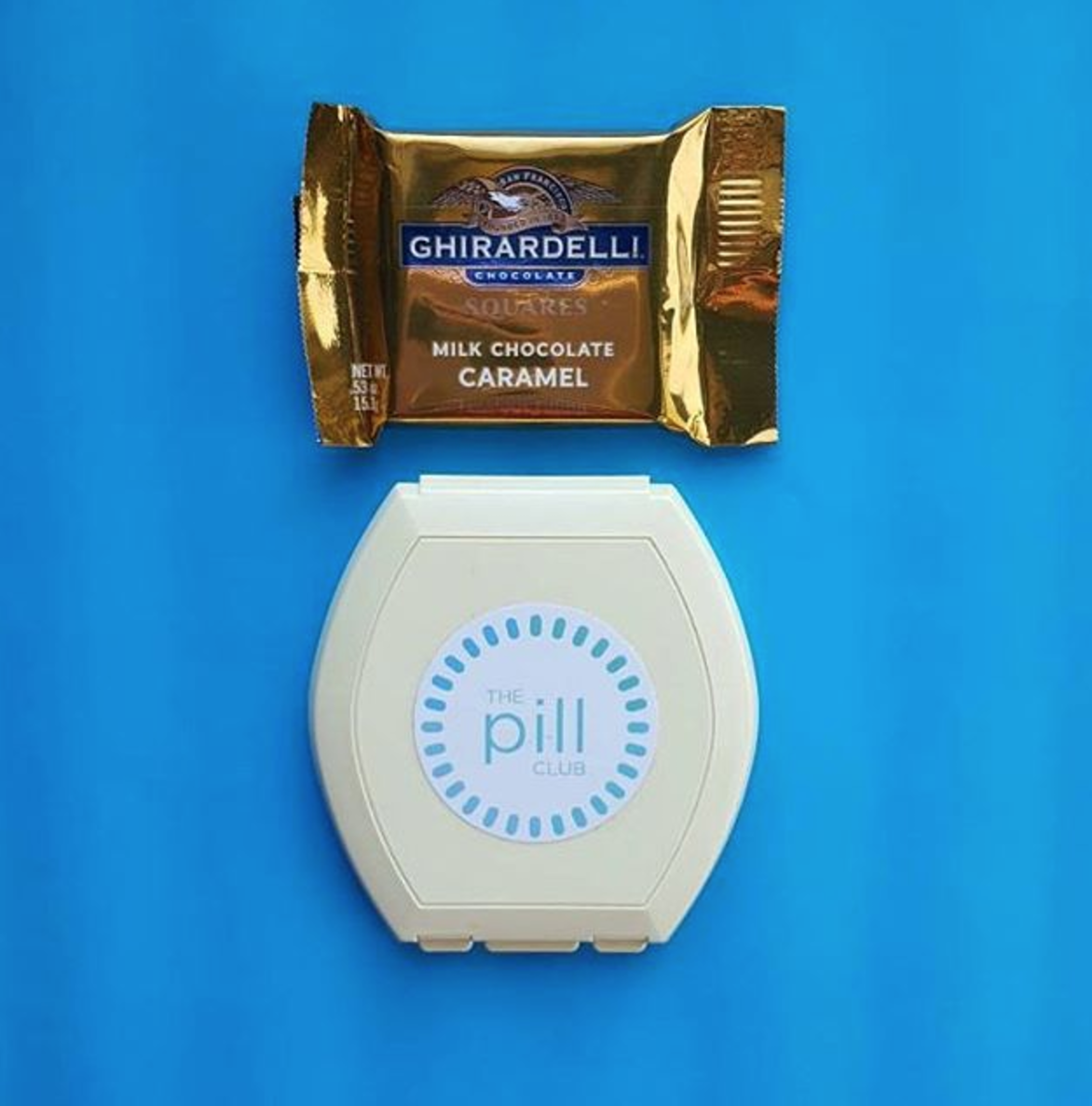 This company will deliver your birth control *and* special treats every month