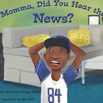 A new children's book on police brutality helps parents explain some really hard truths to kids