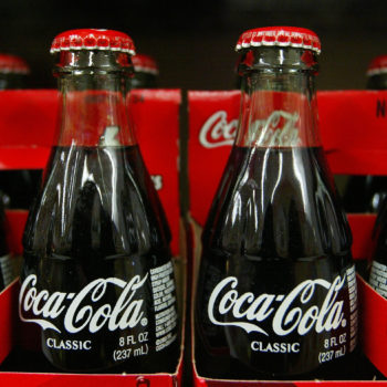 Coke is adding fiber to its recipe, so like, it's kind of healthy?