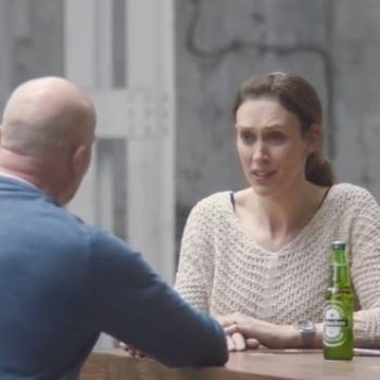 Here's the politically-charged Heineken ad everyone is talking about