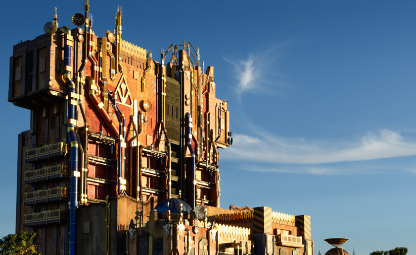 There are going to be *six* different ride experiences for Disneyland's new Tower of Terror