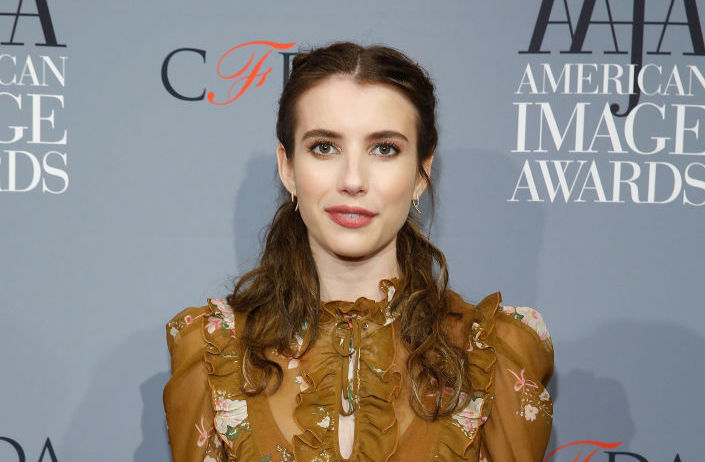 We found 4 affordable versions of Emma Roberts' military-style jacket