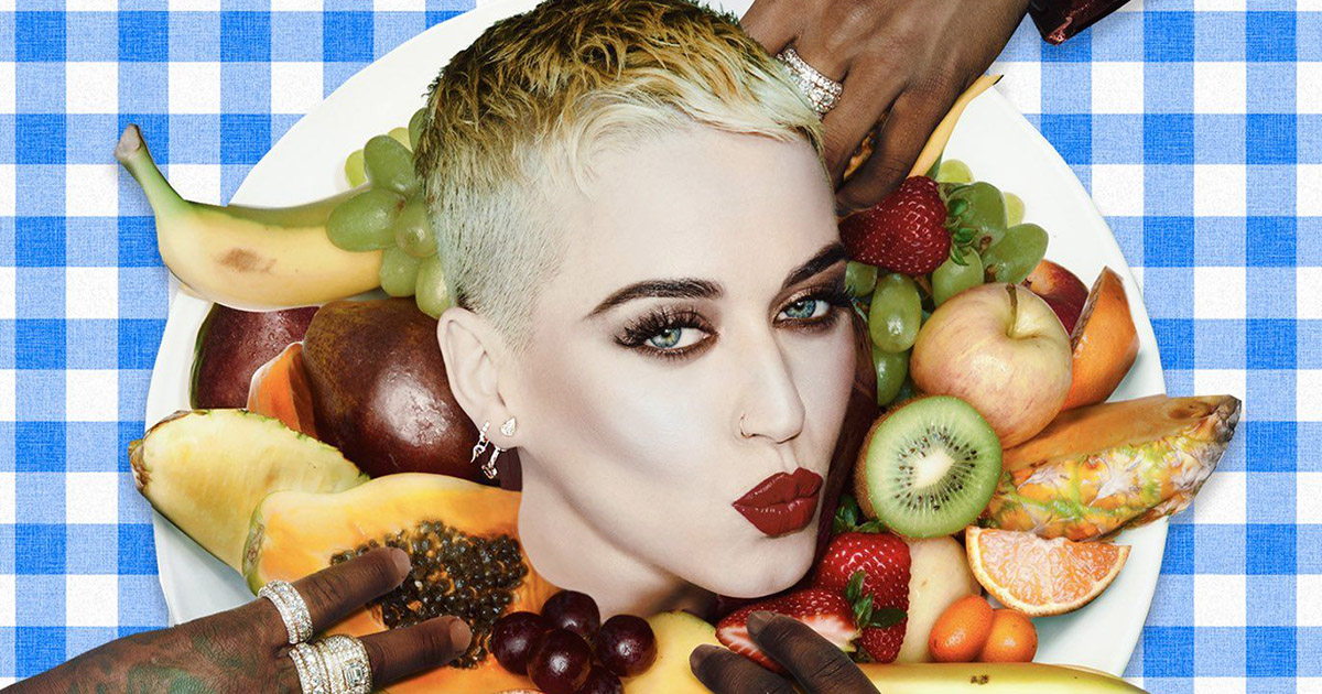 "Katy Perry is serving up a tasty treat with her new single ""Bon Appétit"""
