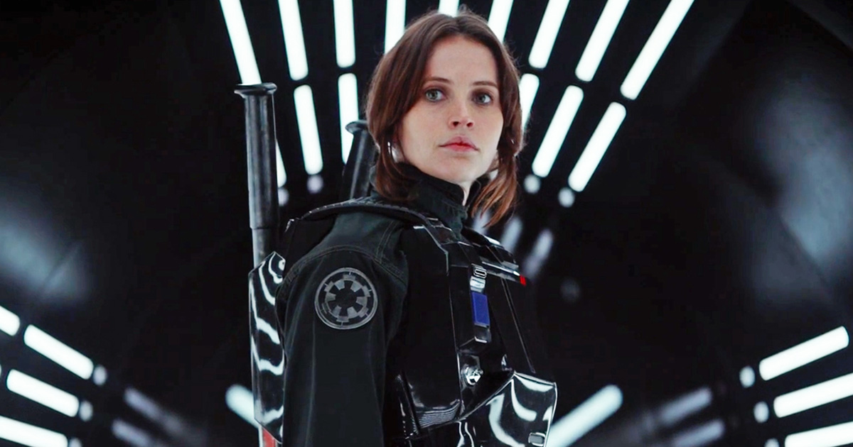 "The co-creator of ""Rogue One"" has a new ""Star Wars"" idea, and YES PLEASE"