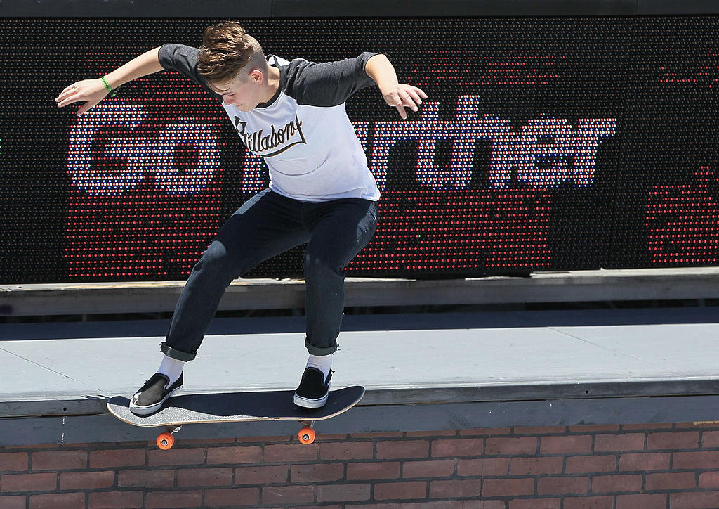 Lacey Baker is the new face of Nike SB, and she's just getting used to the fame
