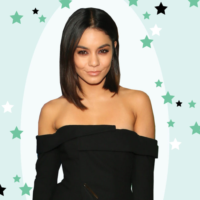 Vanessa Hudgens talks brows, brushes, and empowerment through beauty
