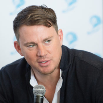 "Channing Tatum came up with ""stripper names"" for fellow actors, and it's giving us life"