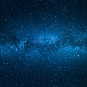 This gorgeous Milky Way time-lapse video was shot from the cockpit of a plane